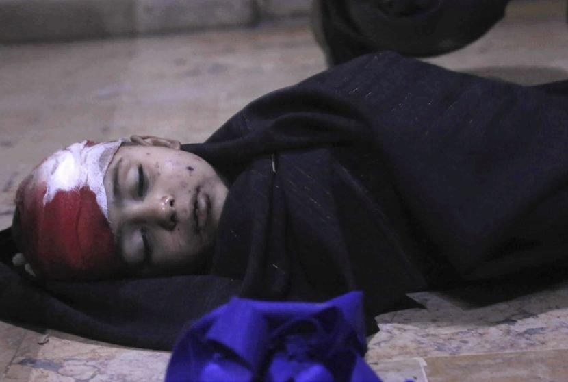 Во Источна Гута за една недела убиени повеќе од 500 цивили