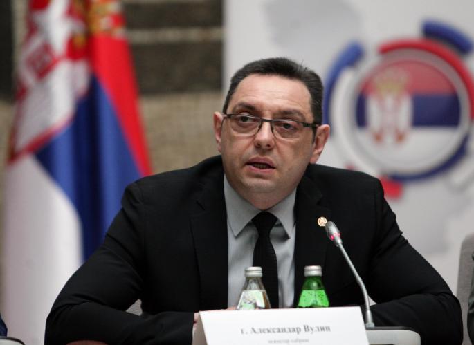 """Вулин: Прашањето за Косово не смее да им се препушти на """"ЕУ бирократите"""""""