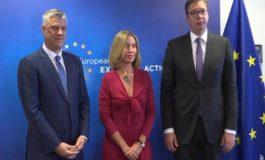 Вучиќ и Тачи денеска на средба во Брисел