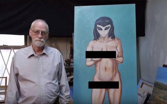 Овој човек тврди дека изгубил невиност со вонземјанка (ВИДЕО)