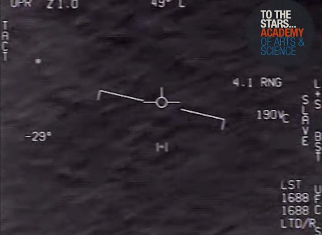 ПЕНТАГОН МОЛЧИ: Објавена снимка од потера по НЛО (ВИДЕО)