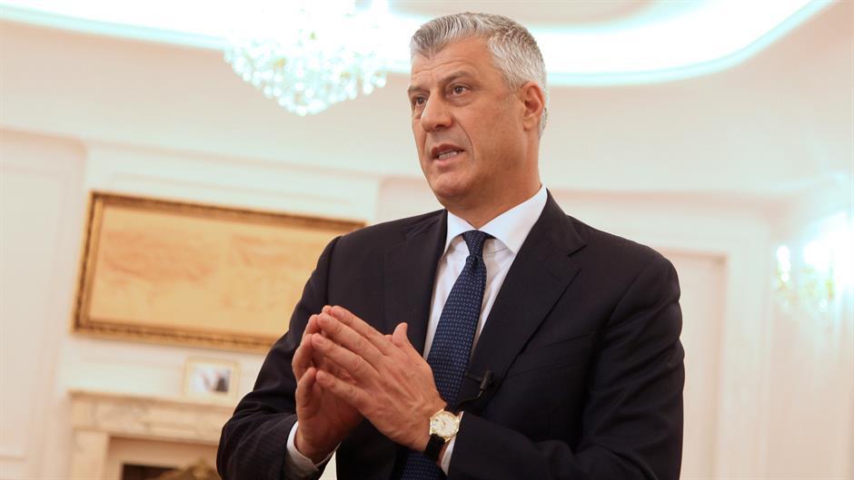 Тачи: Одлуката за демаркација ги отвара вратите за евроинтеграции