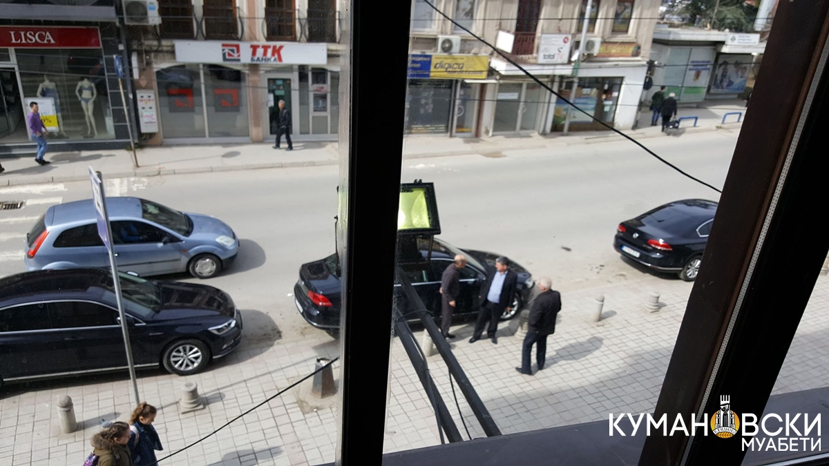 Среќа за министрите пајак службата во Куманово не работи за викенд (ФОТО)