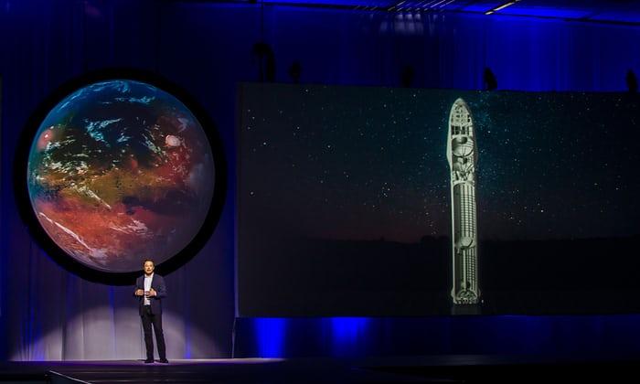 Илон Маск ќе ја започне колонизацијата на Марс