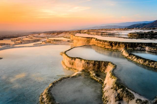 Пет интересни факти за турското чудо на природата