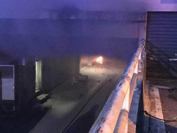 ВОЈНА НА КЛАНОВИ: Бомба разнесе маж во Подгорица (ВИДЕО)