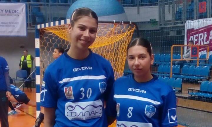Мила Трајковиќ и Јована Кипријановска со репрезентацијата утре заминуваат за Исланд