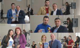Признанија за најдобрите спортисти на Куманово за 2017. година (ФОТО)
