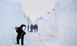 Балканот окован во снег и мраз, жртви во Србија и Словенија