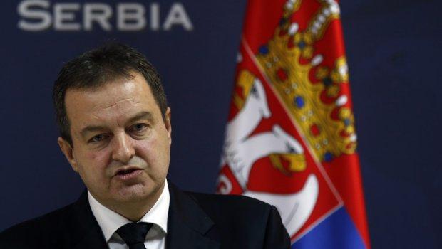 Дачиќ: Вучиќ треба да го повлече потписот од Бриселскиот договор