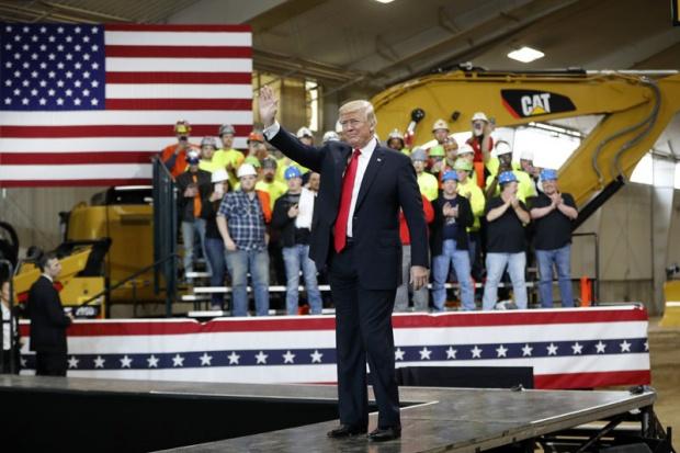 Трамп најави повлекување на американската војска од Сирија