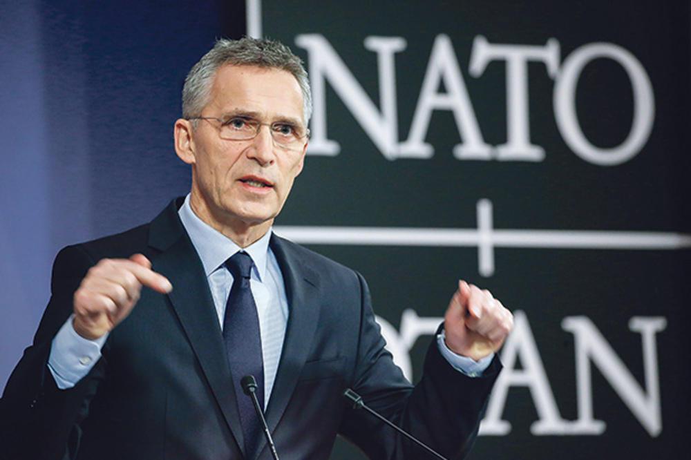 Столтенберг: НАТО ја поддржува воената акција на САД