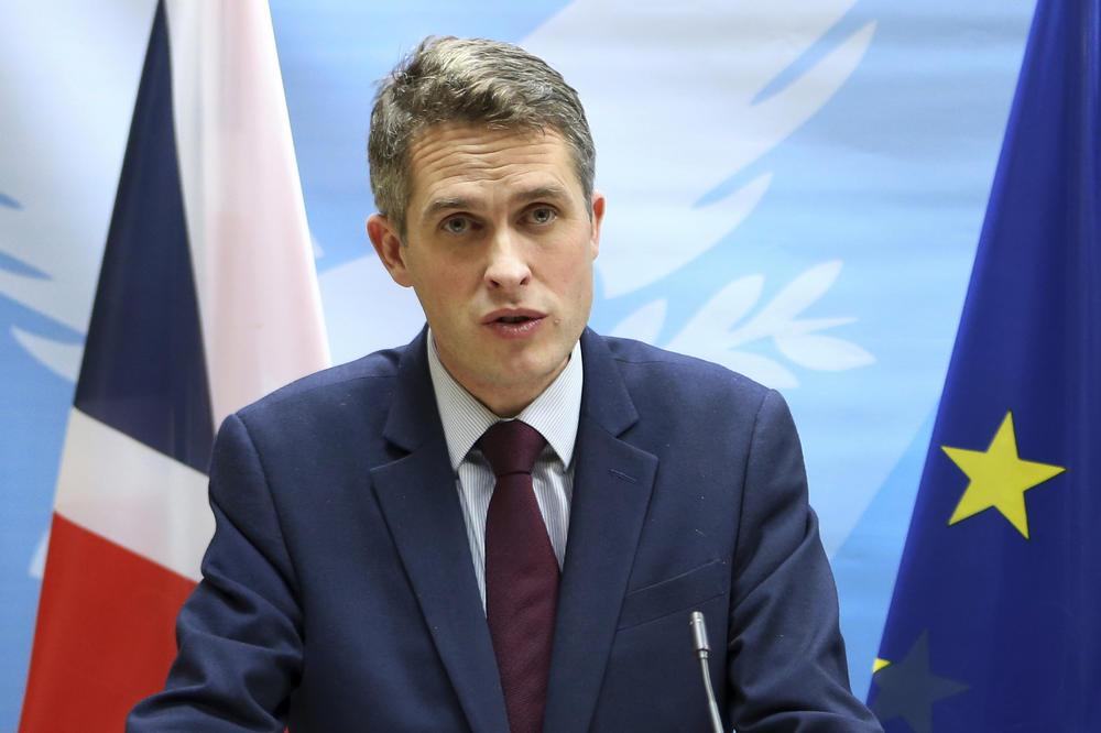 Британскиот министер нападот врз Сирија го оцени како успешен