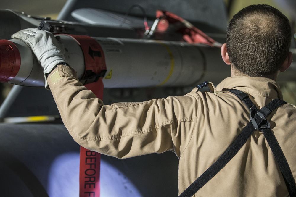 Со ПВО систем произведен во СССР, Сирија се бранеше од западните ракети