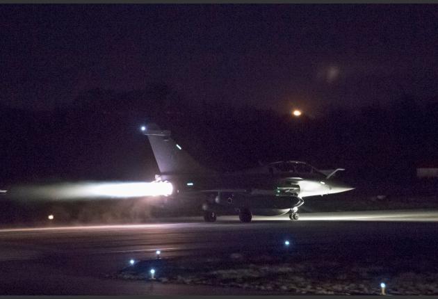 Француската министерка: Еве зошто Западот ја бомбардираше Сирија ноќва