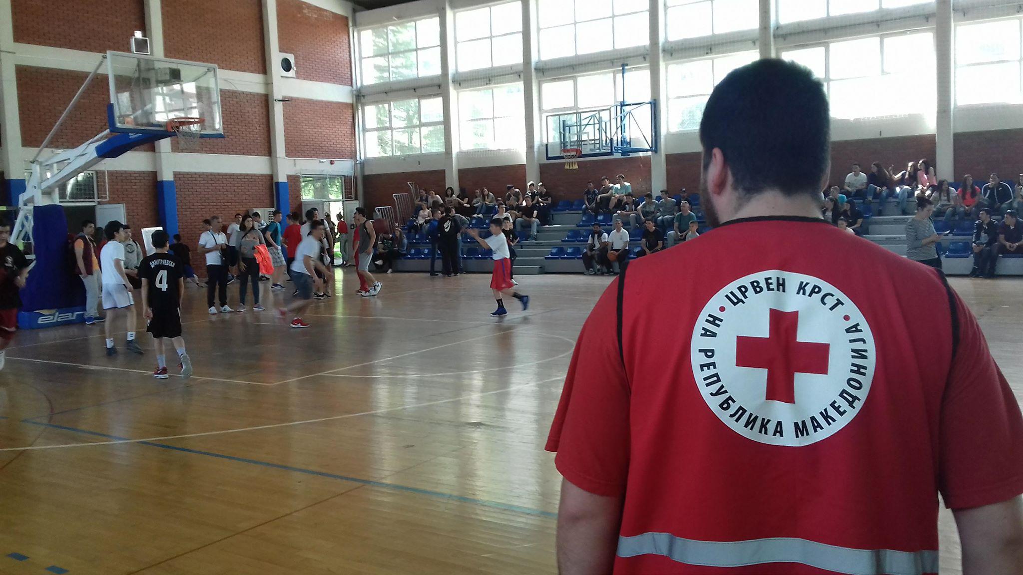 Со спорт против зависности кај младите