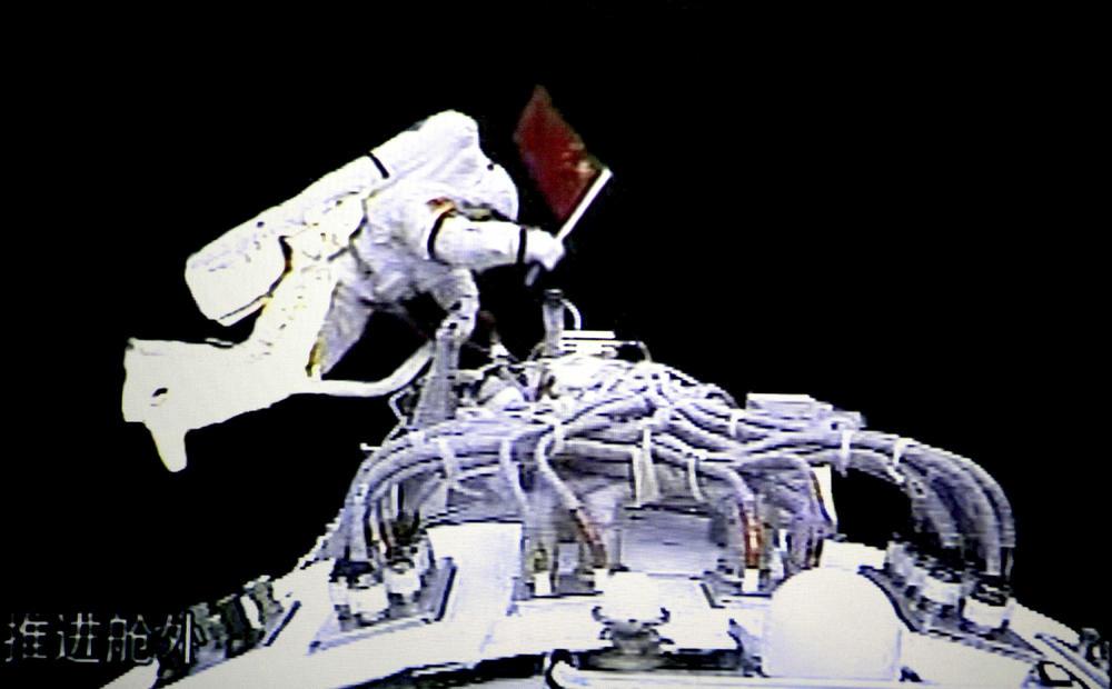 Кинеската вселенскa станица се сруши на Земјата (ВИДЕО)