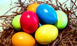 Шест намирници за природна боја за велигденските јајца