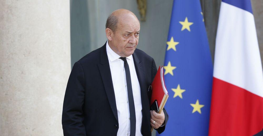 Ле Дриан: Франција сака започнување политички процес во Сирија