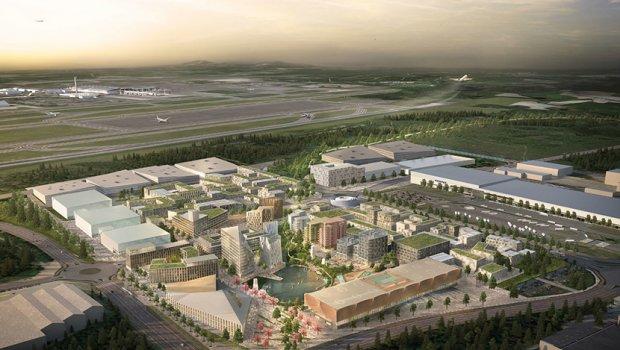 """Во овој """"паметен град"""" ќе се возат електрични автомобили и ќе владее паметната технологија (ФОТО)"""