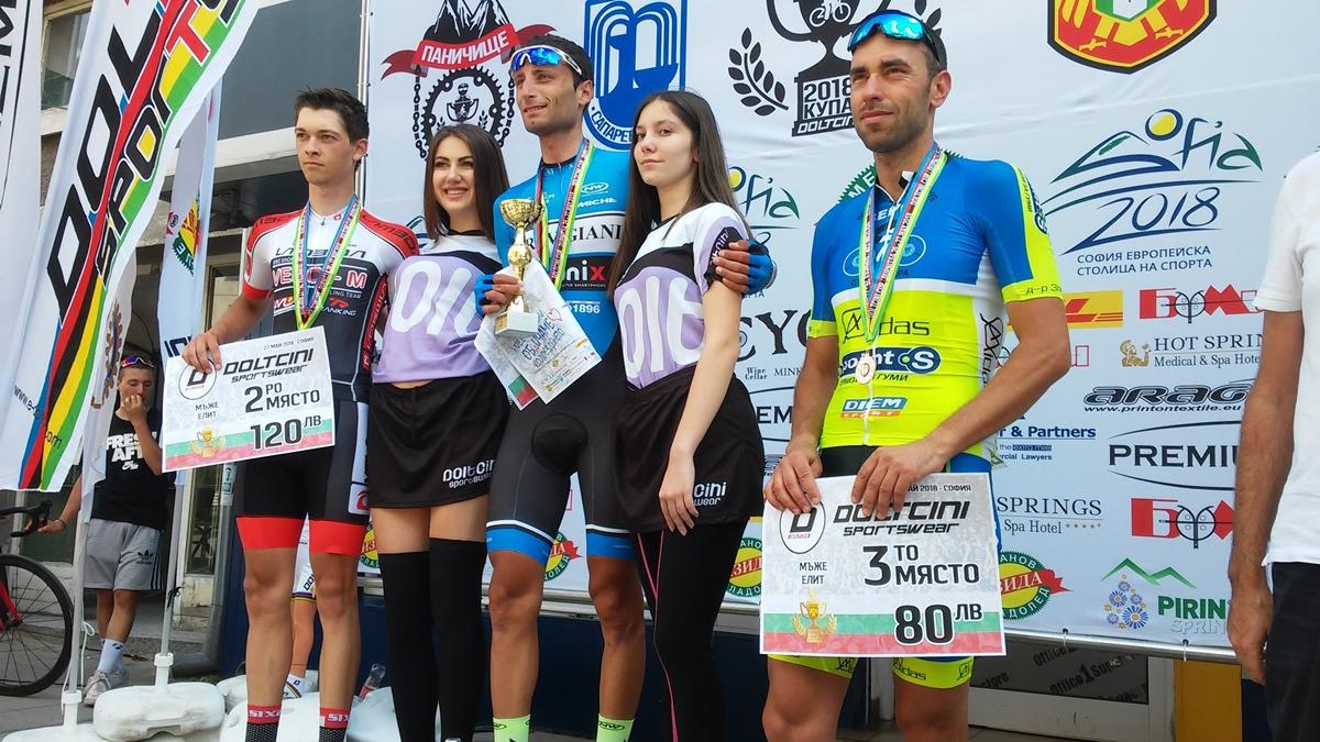 Велосипедистите на Вело-М со врвни резултати од меѓународна трка во Бугарија (ФОТО)