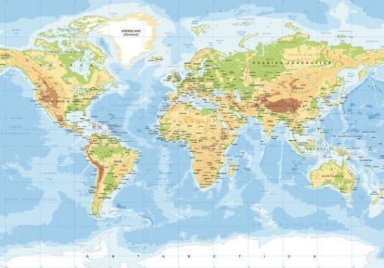 ИНТЕРАКТИВНА МАПА: Дознајте што значат имињата на светските градови