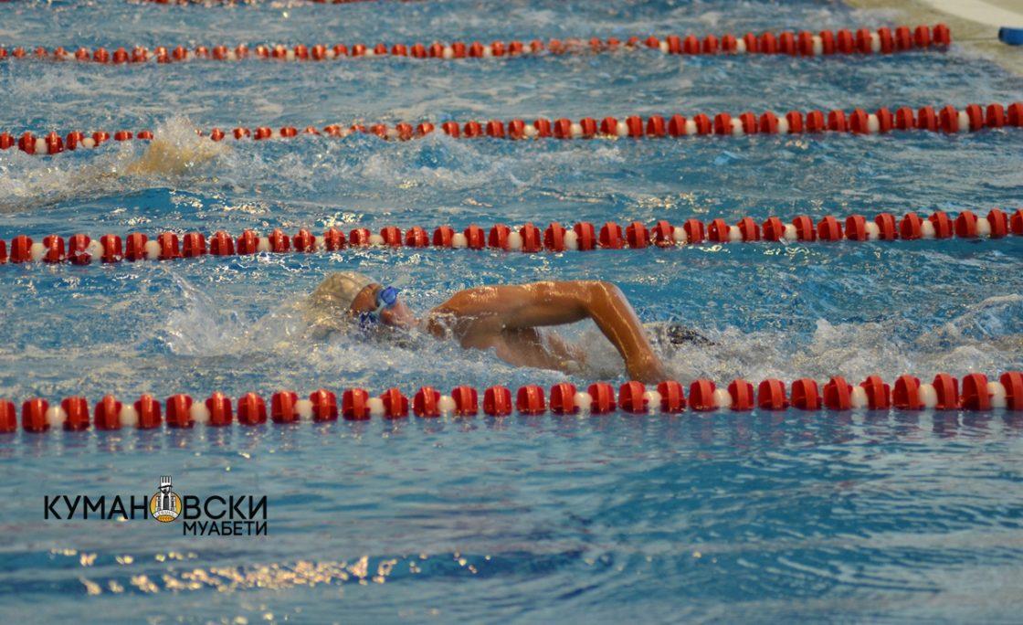 (ГАЛЕРИЈА) Државно првенство во пливање за основни училишта