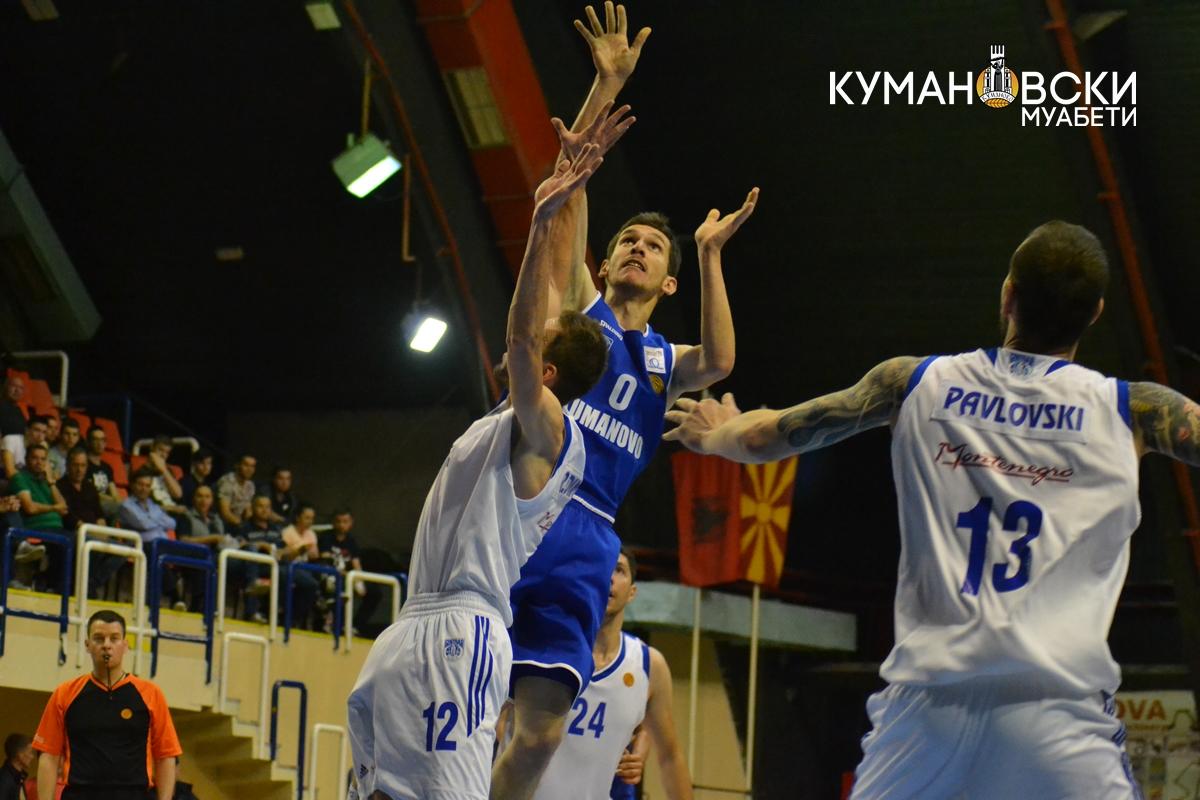 Куманово ги чуваше силите за полуфинале, Гостивар блесна пред своите (ФОТО)