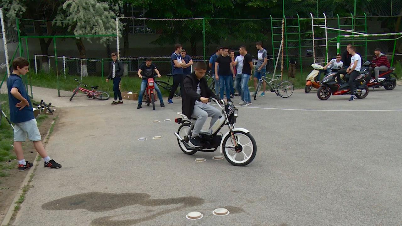 Регионални натпревари од областа на сообраќајот во Куманово