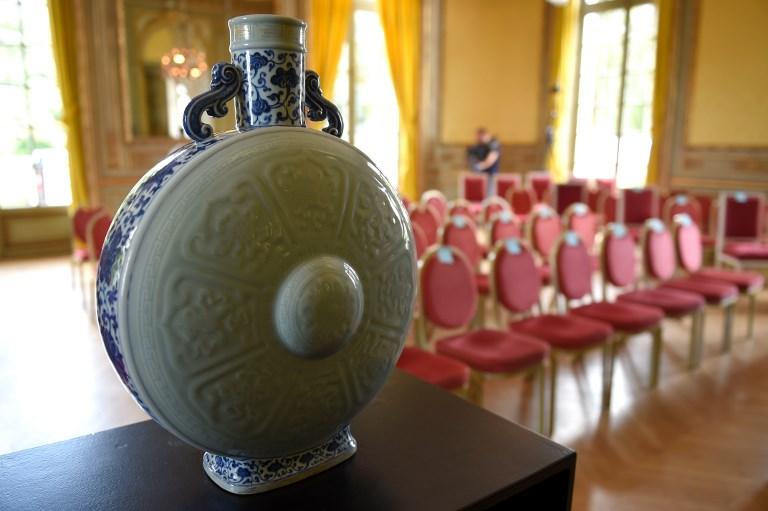 Кинески сад од порцелан продаден за 4,1 милиони евра