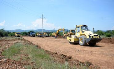 Започна изградбата на експресниот пат Ранковце - Крива Паланка (ФОТО+ВИДЕО)