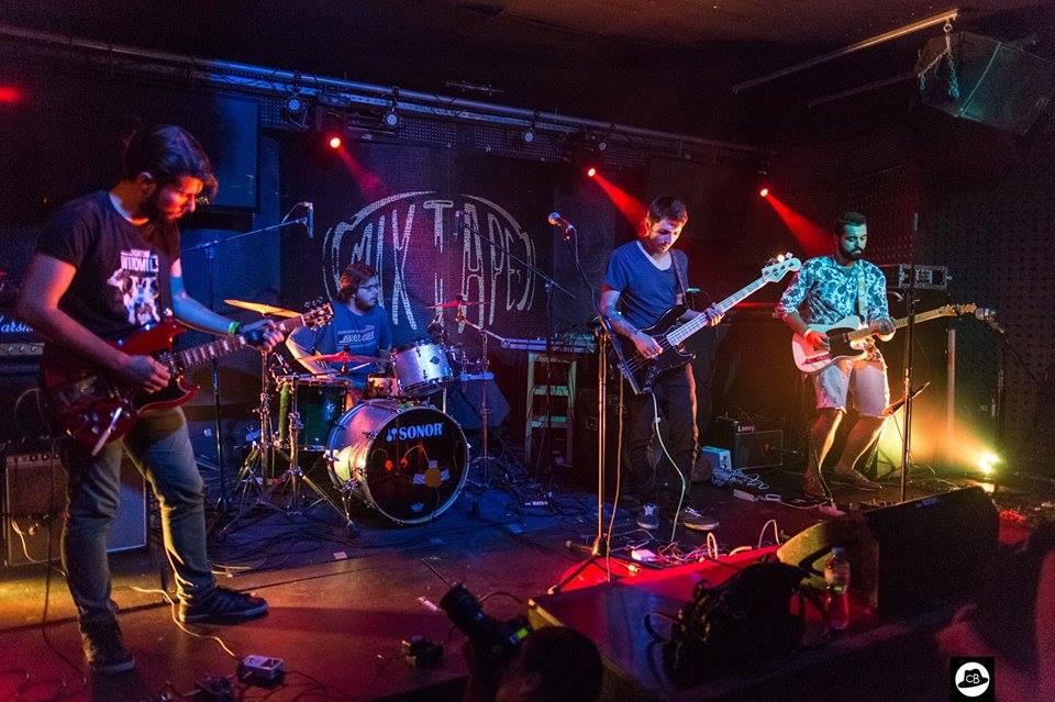 """Концерт на кумановскиот бенд """"KHARA"""" за поддршка на нивната """"Indiegogo"""" кампања"""