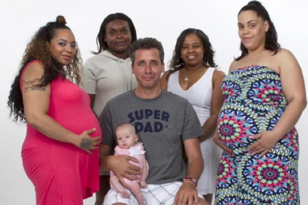Му забраниле да донира сперма затоа што веќе има премногу деца (ФОТО)