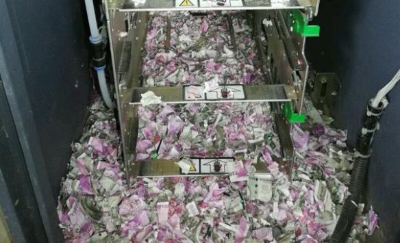 """Стаорец """"изел"""" 18.000 евра во банкомат"""