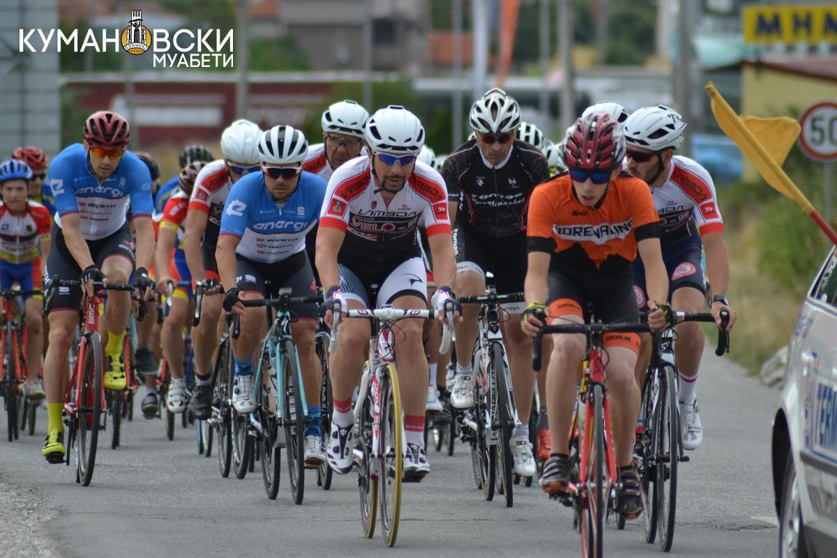 Започна Државното првенство во друмски велосипедизам (ФОТО)