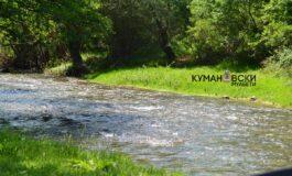 Минимално покачување на водостојот на Пчиња