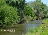 Покачен водостојот на река Пчиња