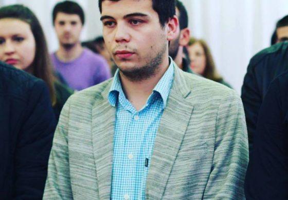 Филип Симоновски нов претседател на УМС Куманово