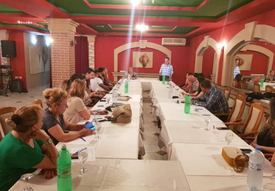 """Одржана првата фокус група од проектот """"Развој на општествена одговорност"""""""