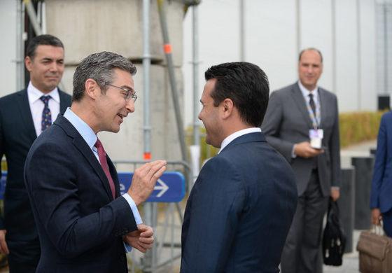 Македонија официјално доби покана за членство во НАТО