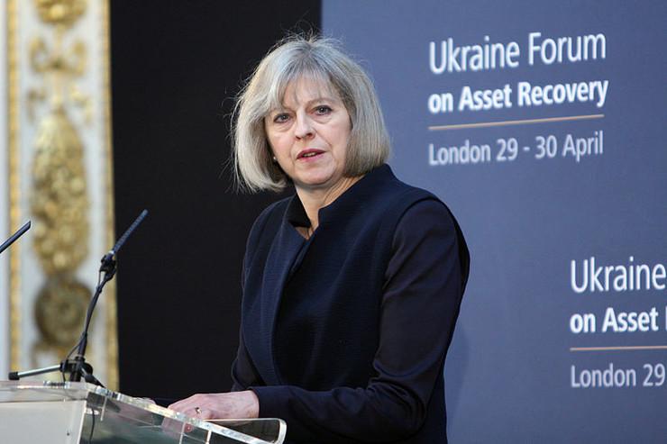 Меј: Конструктивните односи со Москва се долгорочна цел на Лондон