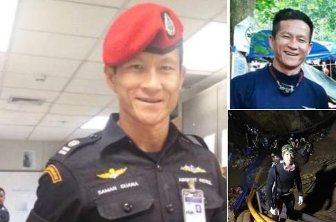 Тајланд се простува од нуркачот кој загина спасувајќи ги децата во пештерата