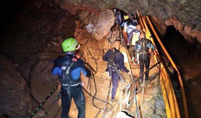 Акцијата на Тајланд продолжува денеска: Спасувањето би можело да трае четири дена
