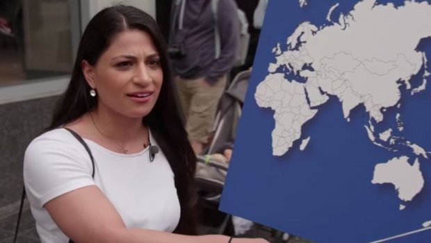 Американците не знаат да ја покажат Европа на мапата, а ниту својата земја (ВИДЕО)