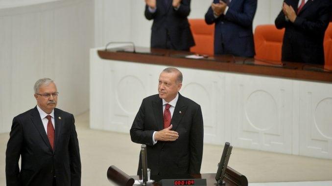 Турција воведе претседателски систем на управување