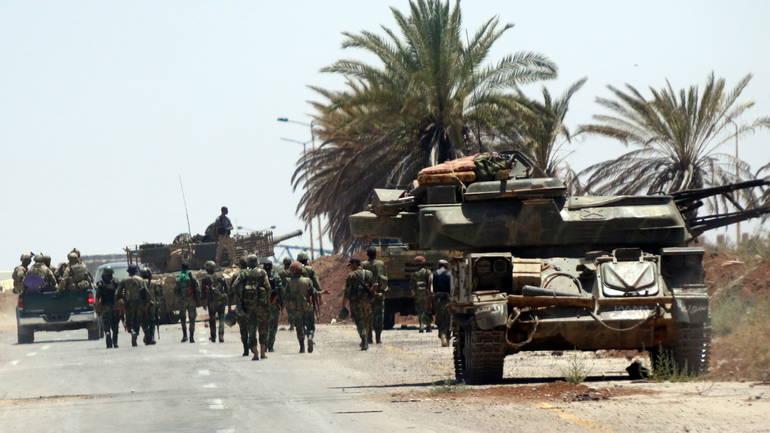 Сириската војска зазеде стратешки важна позиција кон Израел