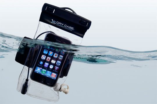 Направете сами водоотпорна футрола за вашиот мобилен (ФОТО)