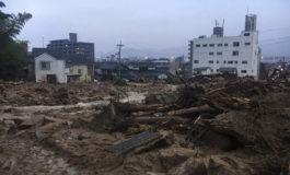 Над 80 загинати во невремето во Јапонија