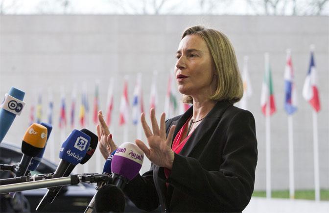 ЕУ им сврте грб на САД: Продолжуваат со соработката со Иран