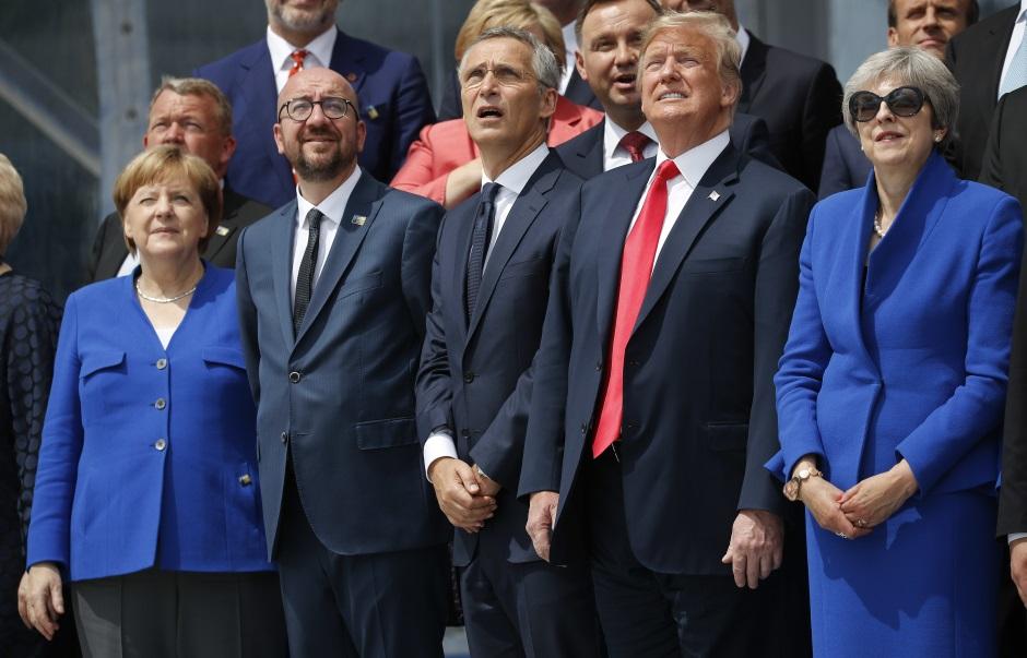 Трамп бара членките на НАТО да издвојат 4% од БДП за одбраната